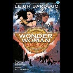 WONDER WOMAN. WARBRINGER LA...