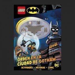 BATMAN LEGO. ORDEN EN LA...