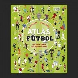 ATLAS DE FUTBOL. DESCUBRE...