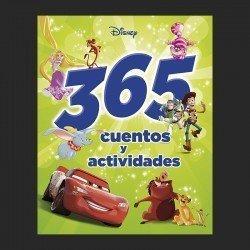 DISNEY. 365 CUENTOS Y...