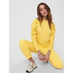Pantalón ONLDAIMI Amarilla