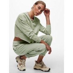 Pantalón ONLDAIMI Verde