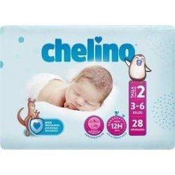 CHELINO PAÑAL INFANTIL T-2...