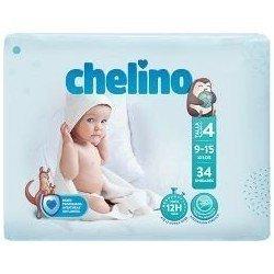 CHELINO PAÑAL INFANTIL T-4...