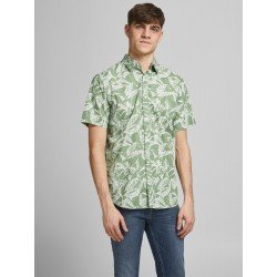 Camisa JORCHARLIE s. s. verde