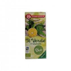 Té Verde con Limón BIO